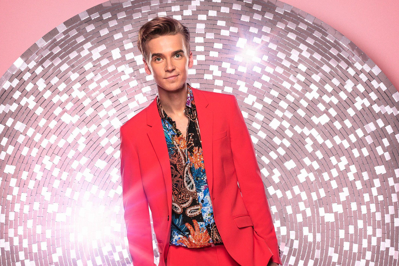 Joe Sugg, Strictly Come Dancing 2018