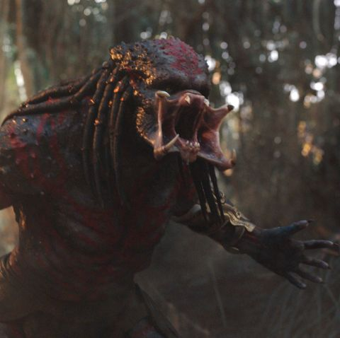 the predator, movie still