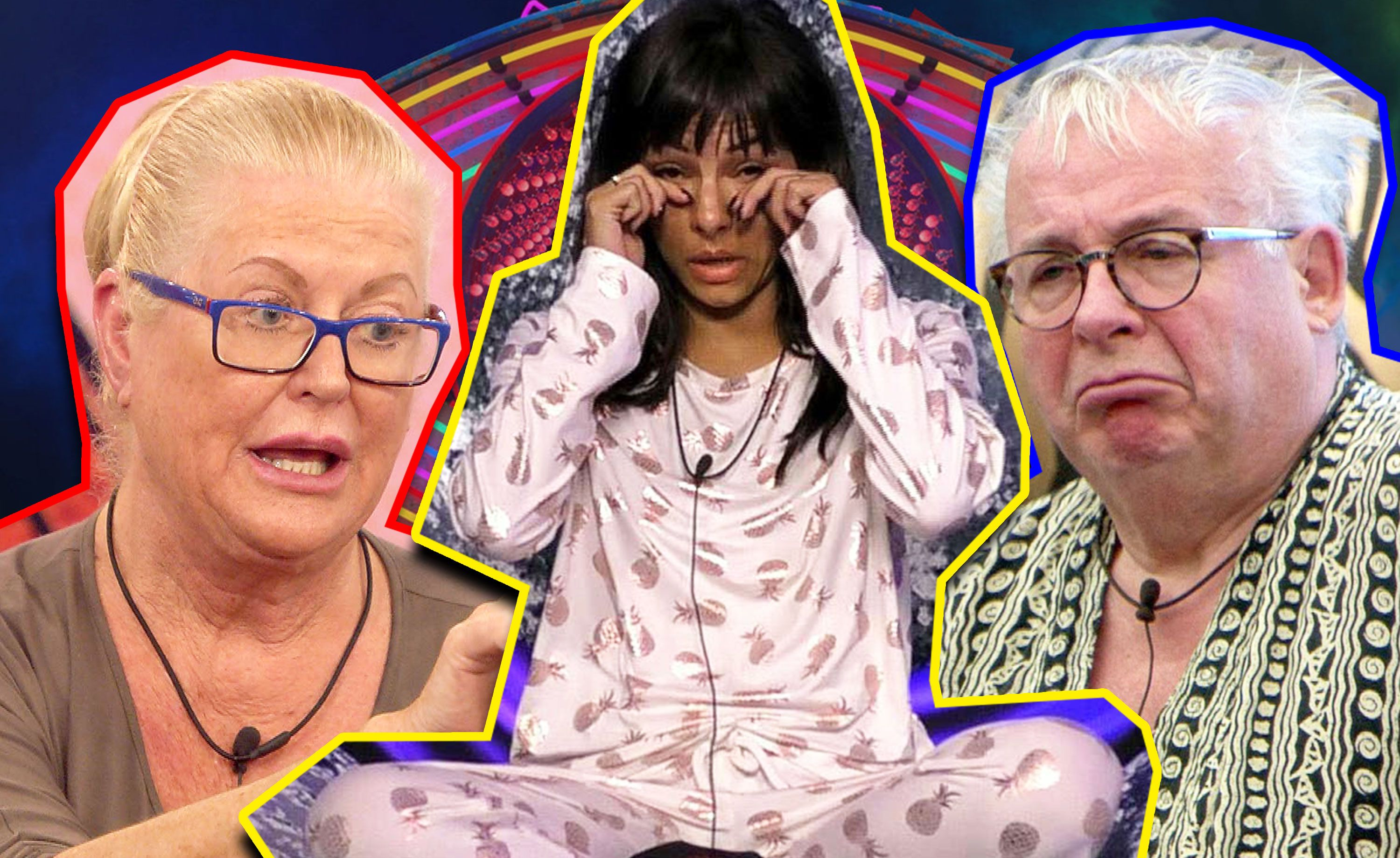 Jo O'Meara: Big Brother Ruins Your Life - If You're A Little Bit Racist naked (68 photo)