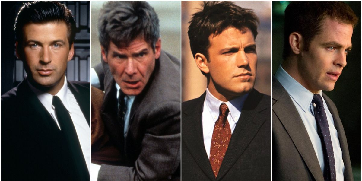 Jack Ryan Movie Series The Timeline Leading Up To Amazons Series