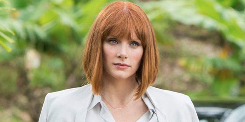 Jurassic World fooled by Bryce Dallas Howard's hair transformation