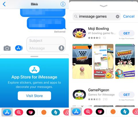 Apple iMessage has secret games hidden in it - how to install and