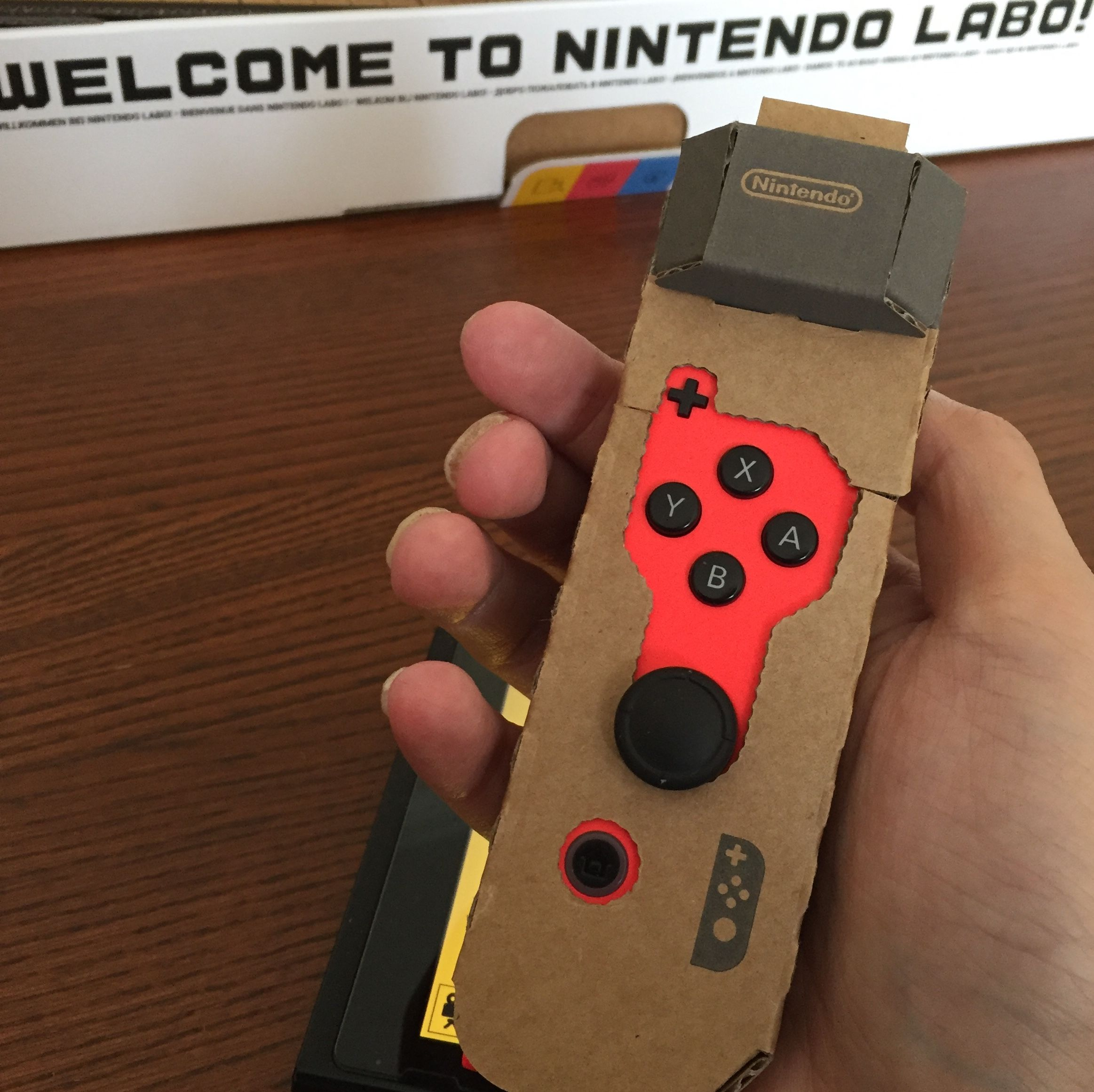 Nintendo Switch is going VR with latest Labo kit