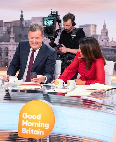Good Morning Britain - behind the scenes at the new studio