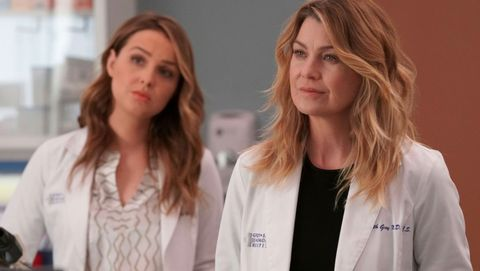 a1af09b236d Grey's Anatomy. CBS. Grey's Anatomy has teased what's in store for the  characters in season 15.