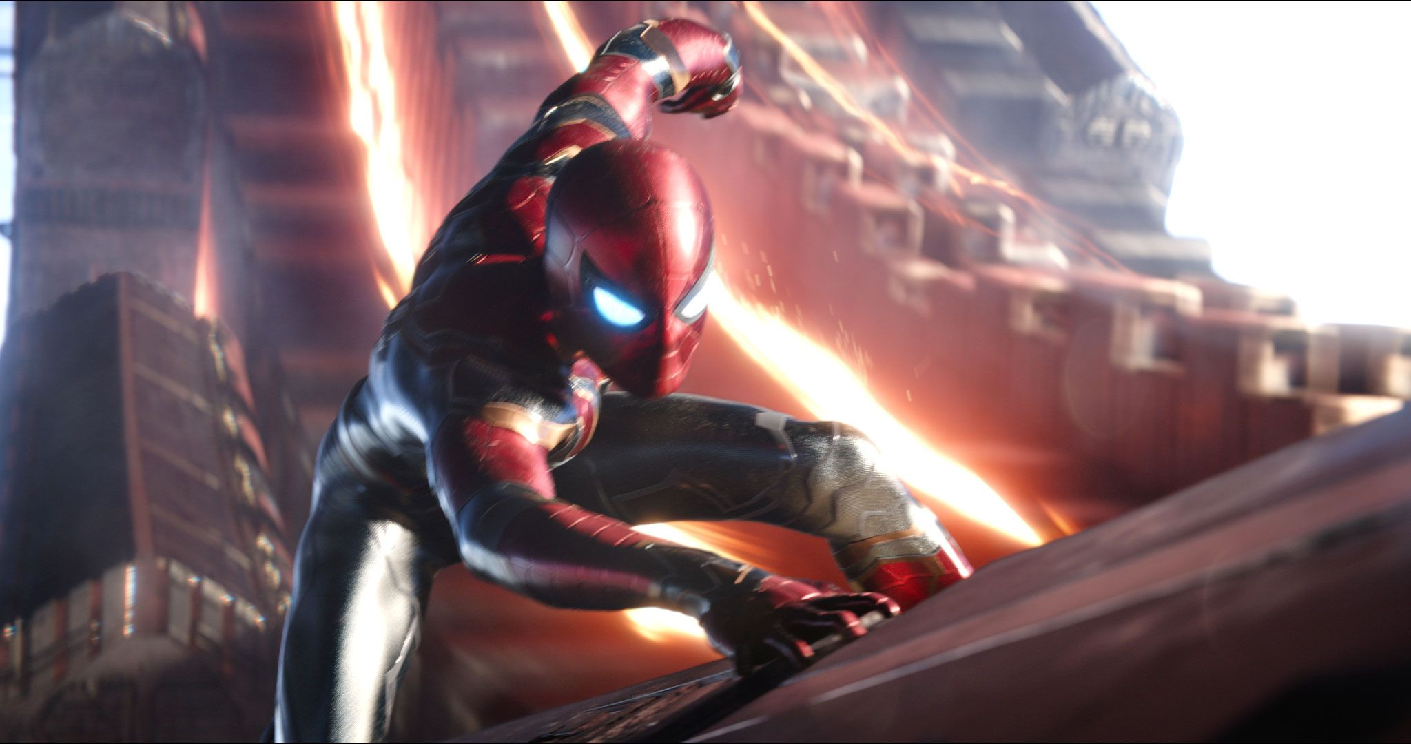 This Is What Tom Holland S New Spider Man Suit Looks Like