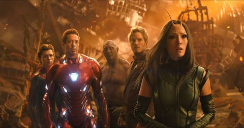 Ant-Man's Michael Peña didn't know about Avengers: Infinity War's shock ending