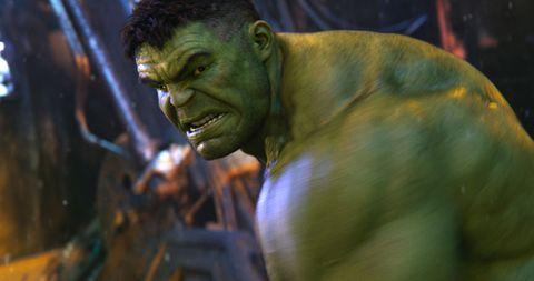 Avengers Endgame - What's Hulk going to do?