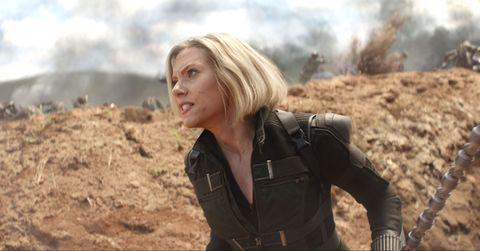 Scarlette Johnson Avengers