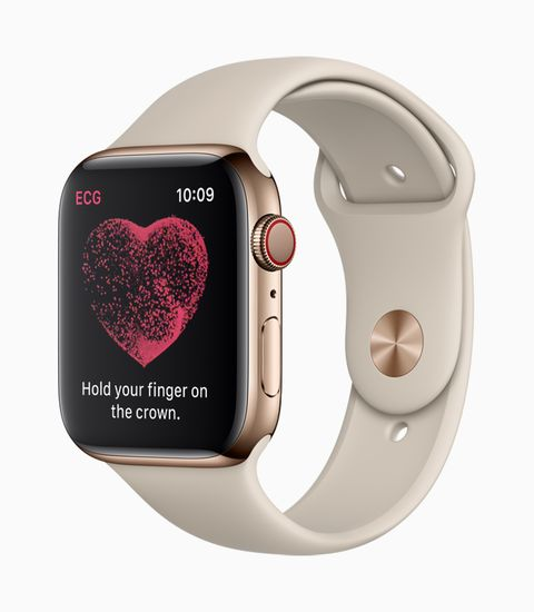 100% authentic 2658d 56cd9 Apple Watch Series 4 (GPS, 40mm) - Space Grey Aluminium Case with Black  Sport Band