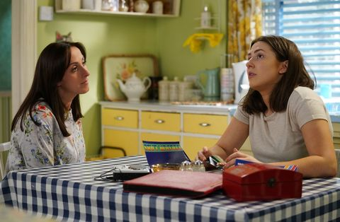 Bex Fowler considers her future in EastEnders