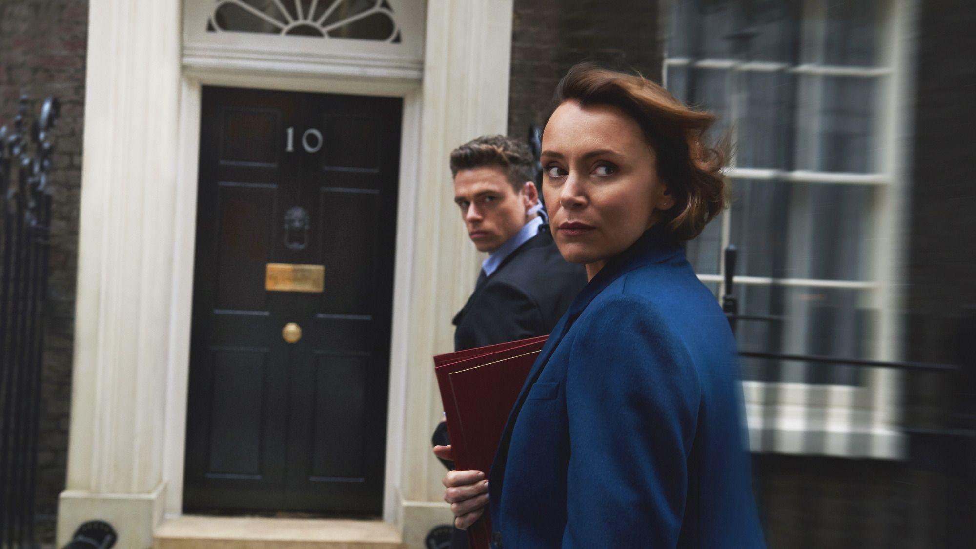 Bodyguard star Gina McKee on whether she'd return for season 2