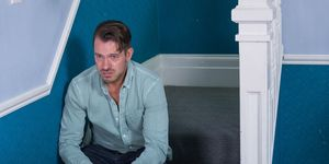 Darren Osborne is left devastated over Nancy's anger in Hollyoaks