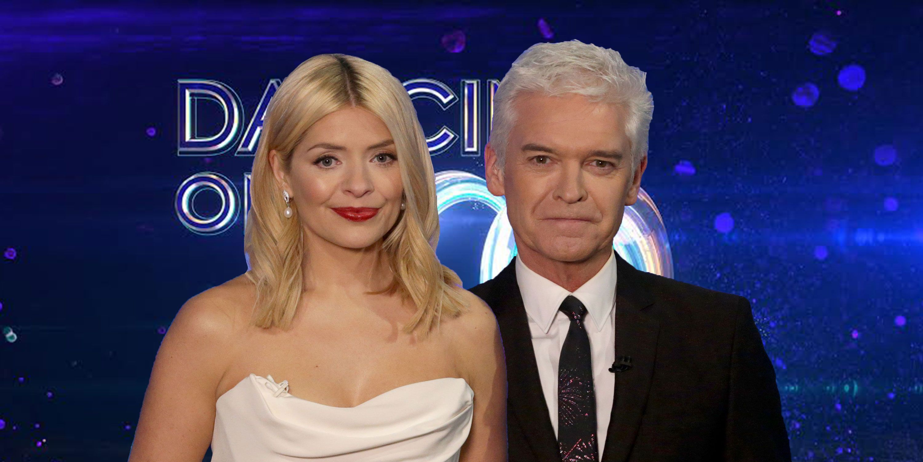 PHOTOSHOP, Dancing on Ice, Holly Willoughby, Phillip Schofield