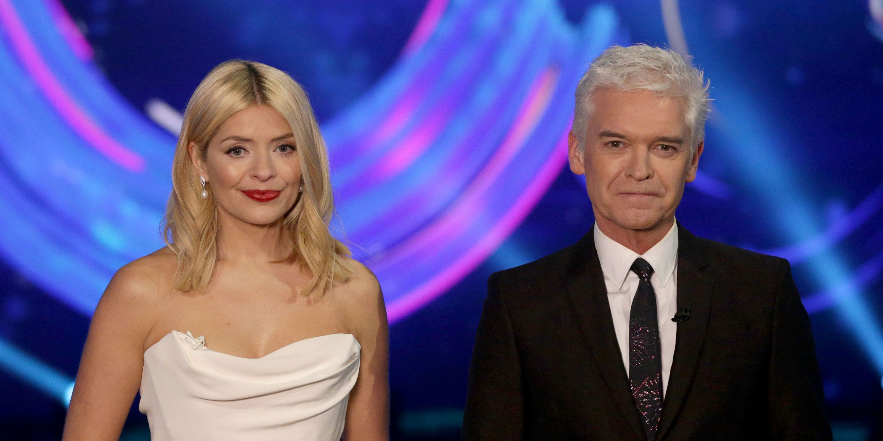 Dancing on Ice 2017, Holly Willoughby, Phillip Schofield