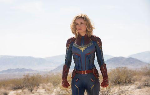 Kapitän staunen, Brie Larson