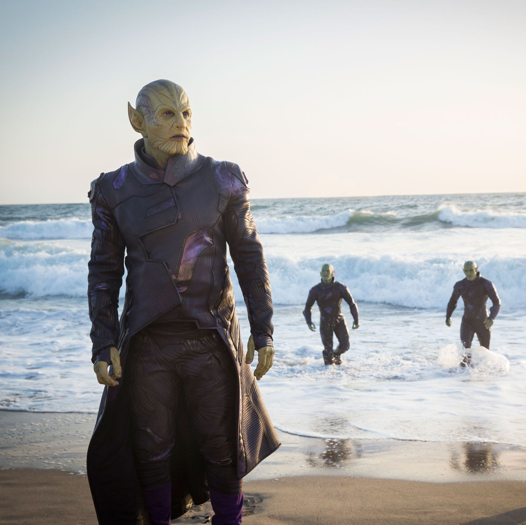 Marvel boss Kevin Feige says Captain Marvel doesn't rule out Secret Invasion