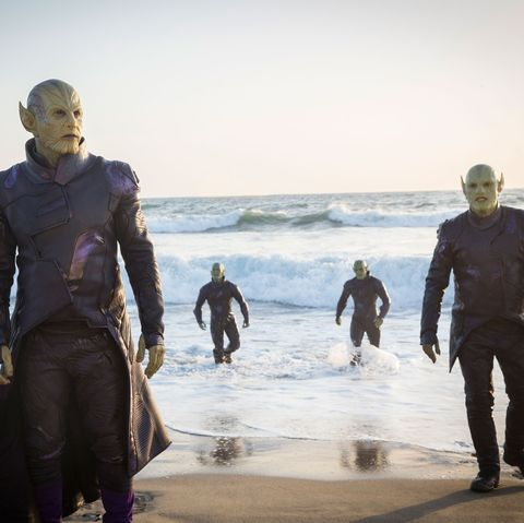 Spider-Man: Far From Home co-writer teases secret Skrulls within the MCU