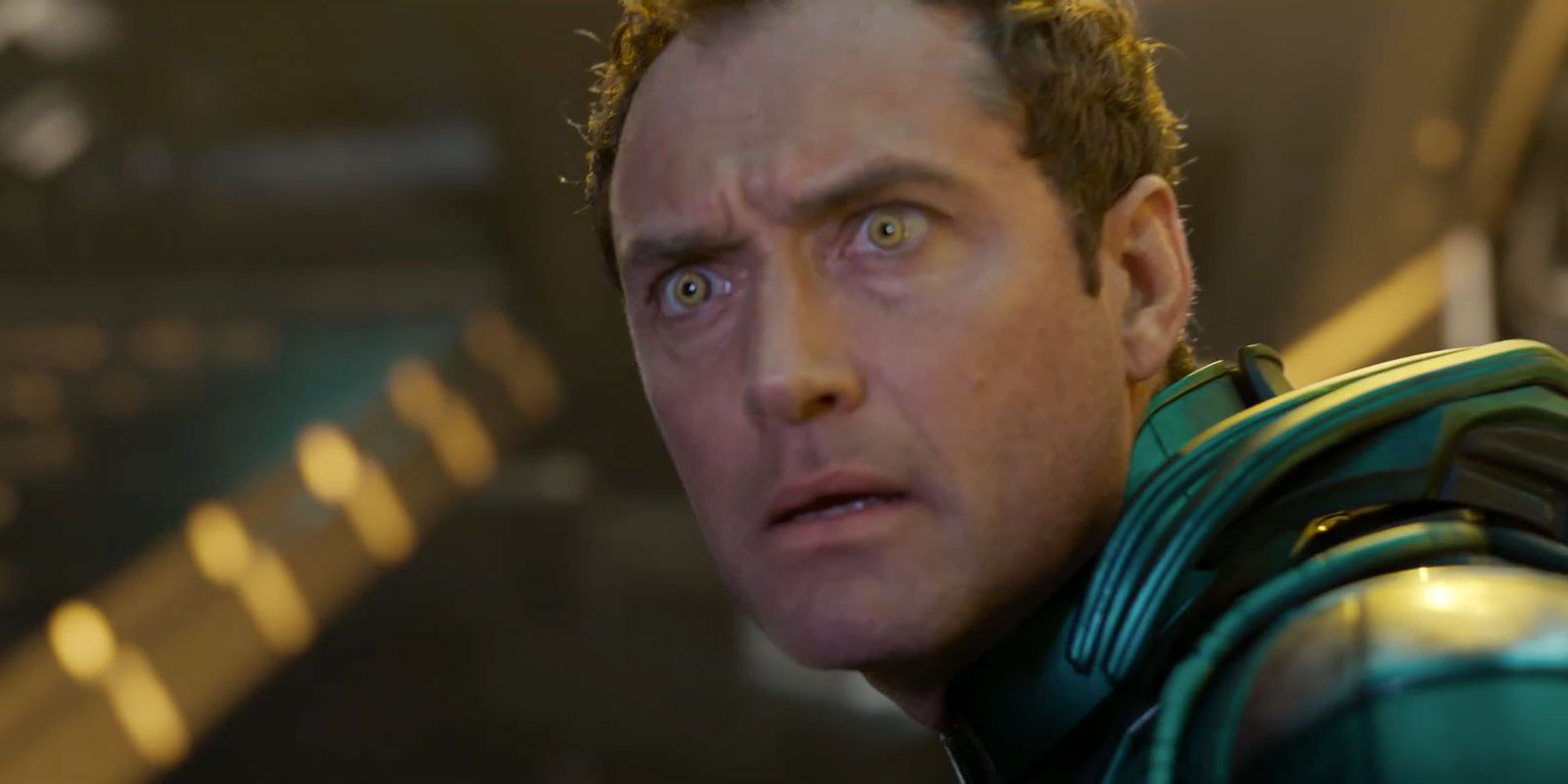 Jude Law, Captain Marvel