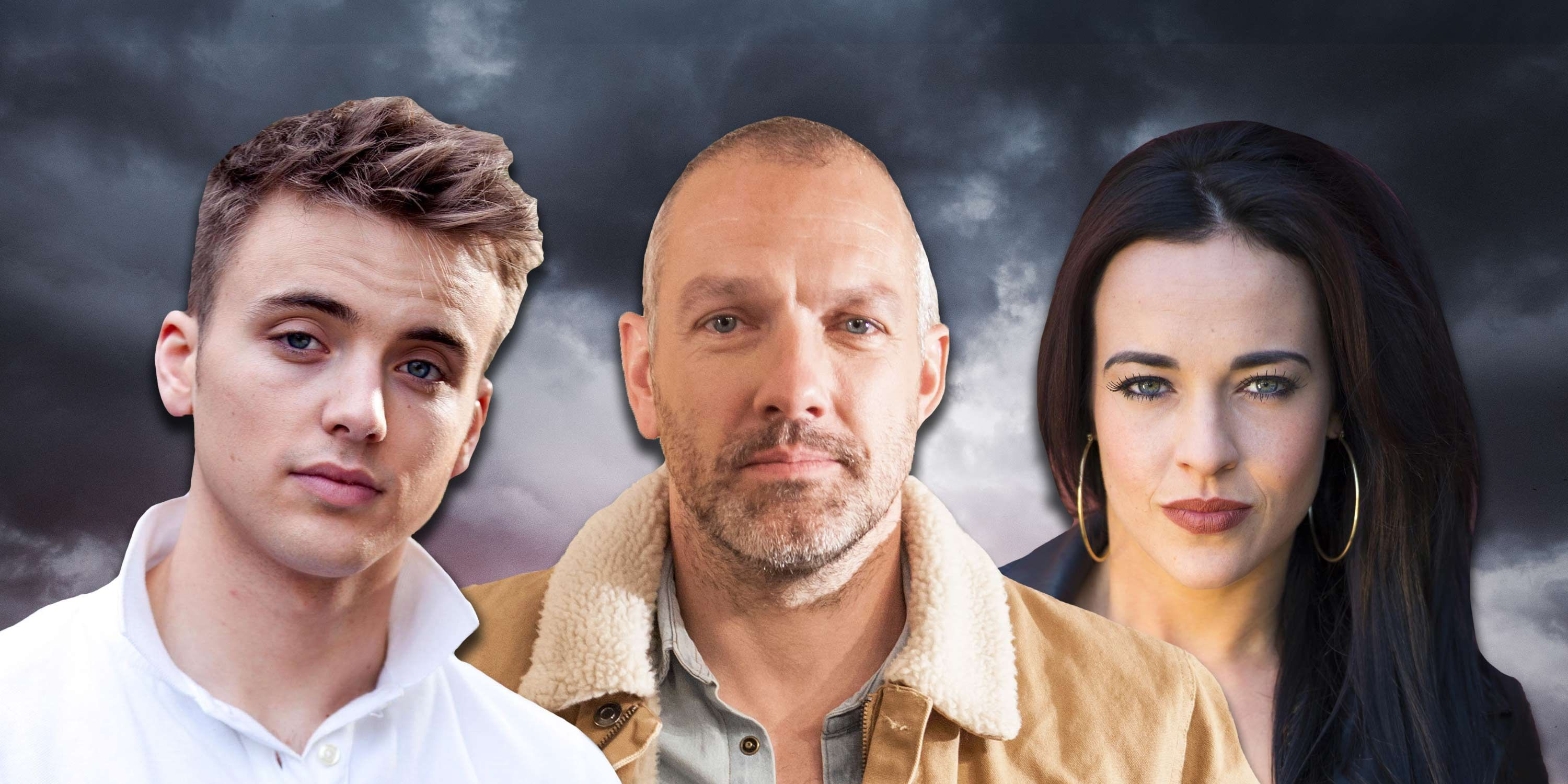 Sinead O'Connor, Glenn Donovan, Harry Thompson, Hollyoaks, Who will die in the storm?