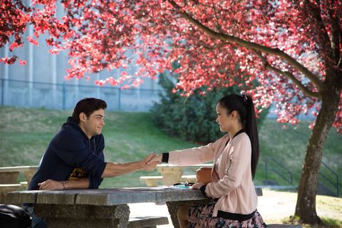 To All the Boys I've Loved Before 2 cast, release date, book spoilers