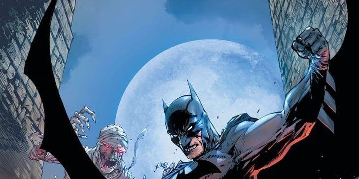 Batman, Batman 55, Cover, Tom King