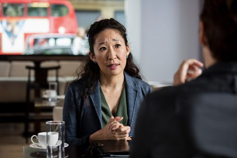 Killing Eve review: Who is Anna? And more questions posed by a tense