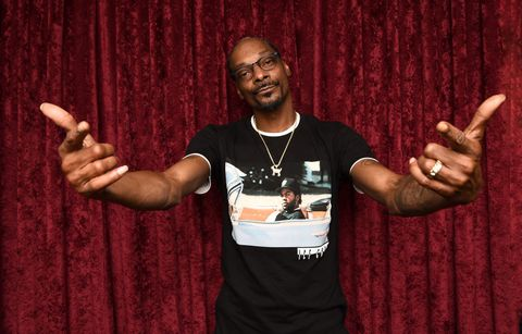 snoop dogg visits the siriusxm studios on september 17, 2018 in new york city photo by ilya s savenokgetty images