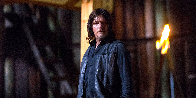 The Walking Dead, Daryl, season 9 episode 1, Norman Reedus