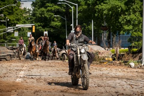 The Walking Dead season 9 - how to watch it FREE on Now TV