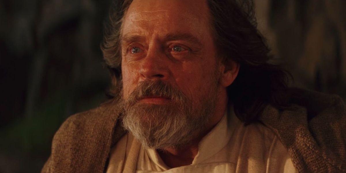 Luke Skywalker's Final Words In Star Wars: The Last Jedi Have Been Revealed