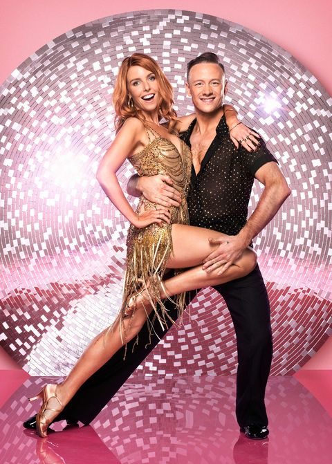 Stacey Dooley, Kevin Clifton, Strictly Come dancing 2018, official couples