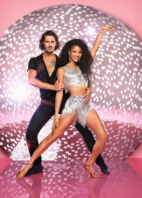 Graziano Di Prima, Vick Hope, Strictly Come dancing 2018, official couples