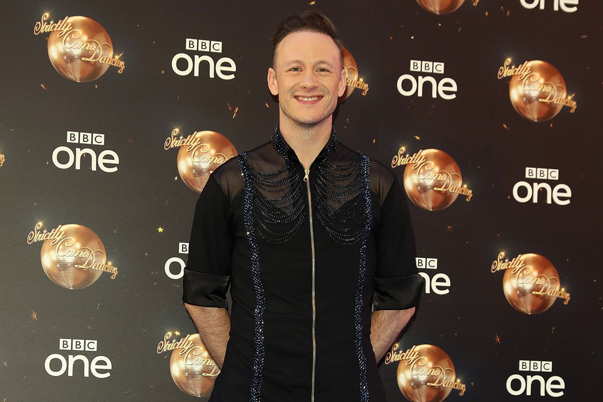 Strictly Come Dancing's Kevin Clifton reveals he was rejected twice from the show