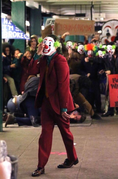 Joaquin Phoenix S Joker Movie Unveils New Picture Of The