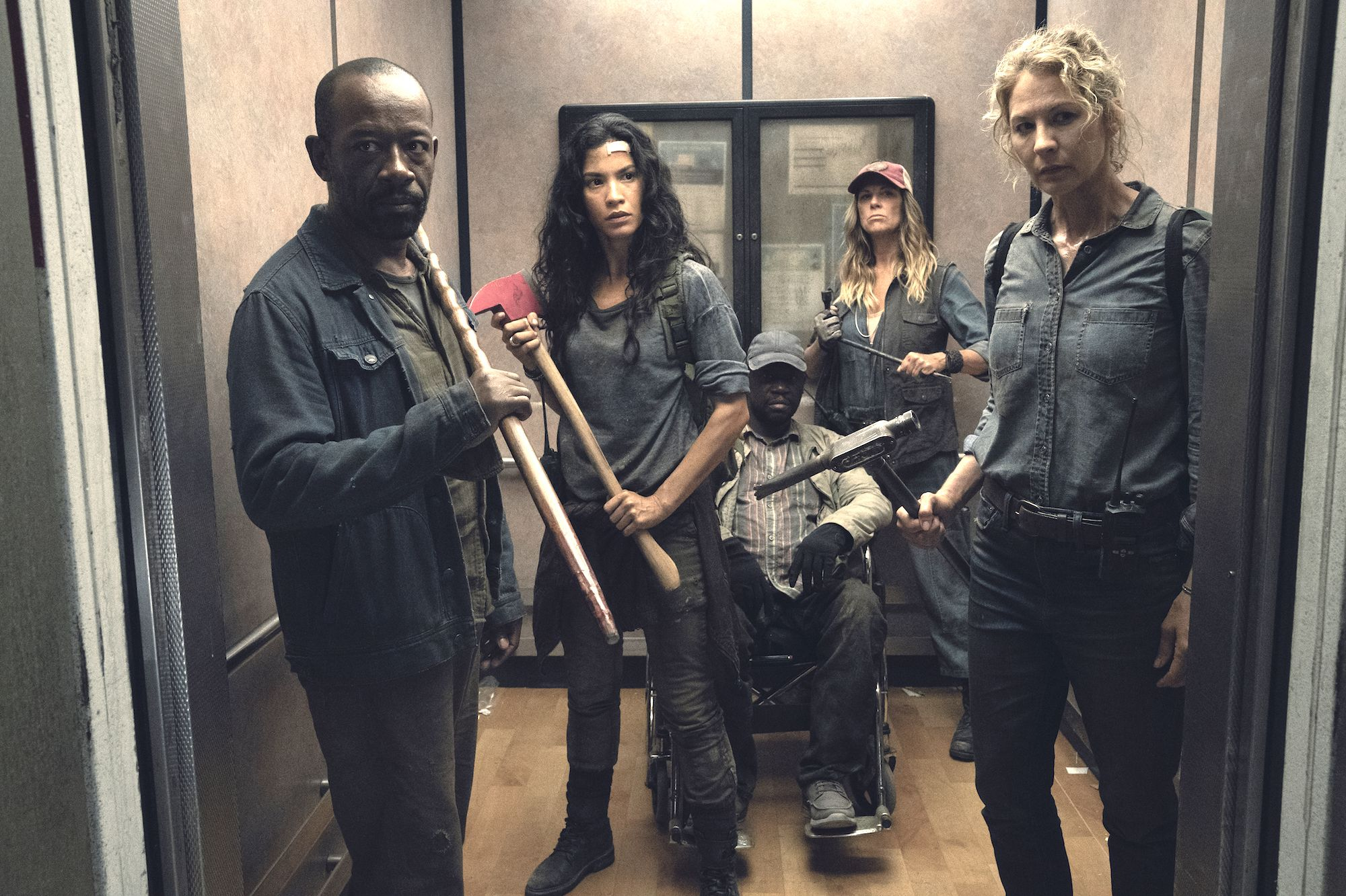 Fear The Walking Dead season 6 air date, cast, plot, trailer ...