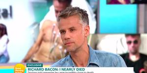 Richard Bacon, Good Morning Britain, GMB, ITV