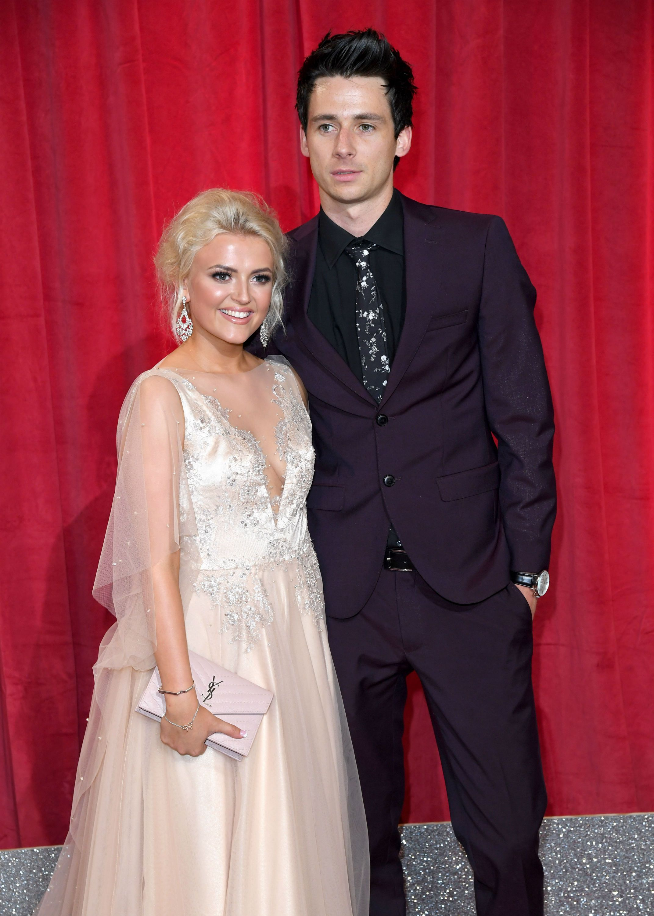 Coronation Street S Lucy Fallon Wants To Marry And Have Babies With Boyfriend Tom Leech