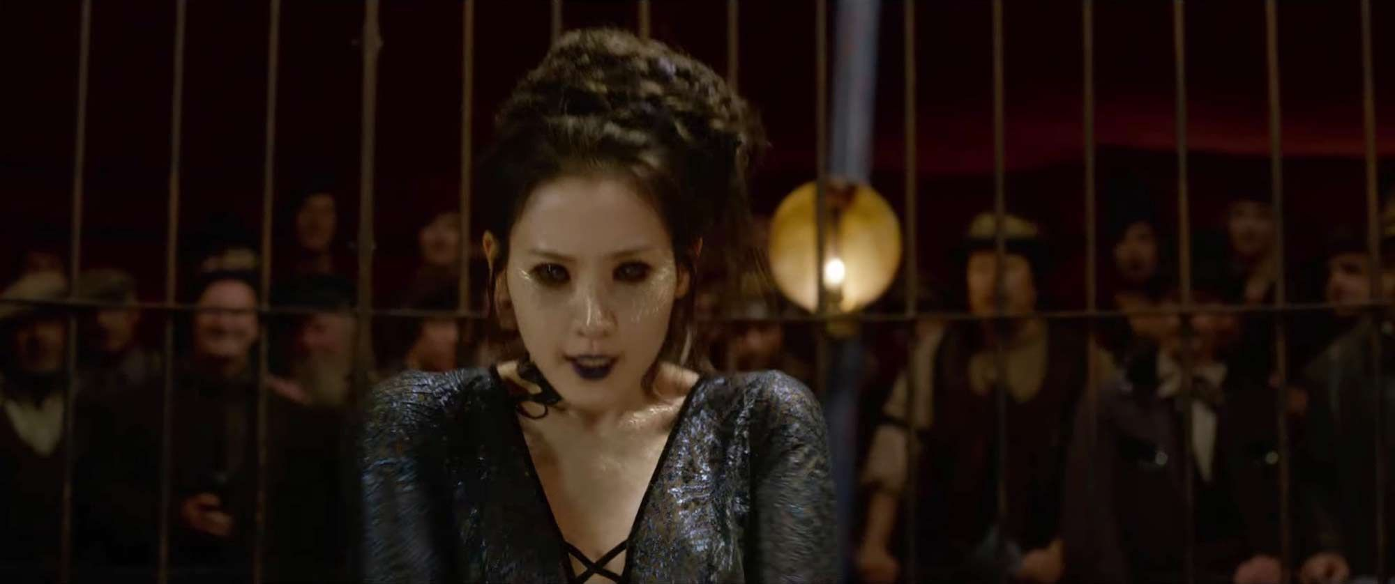 Fantastic Beasts: The Crimes of Grindelwald star Claudia Kim opens up about her character's huge Harry Potter link