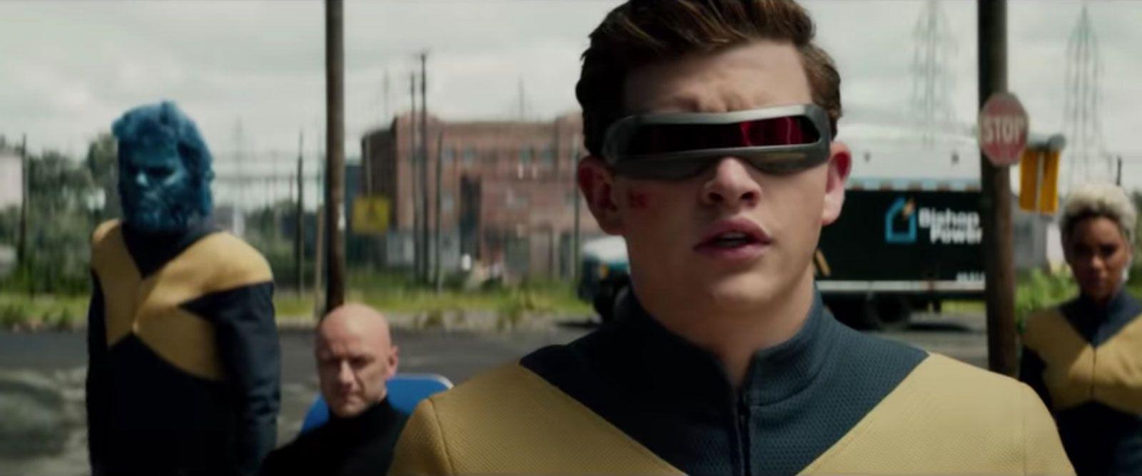 Resultado de imagem para x-men dark phoenix cyclops