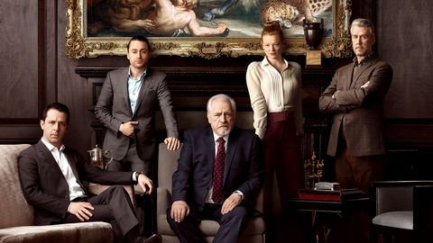 Everything you need to know about Succession season 2