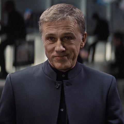 Christoph Waltz as Blofeld in Spectre