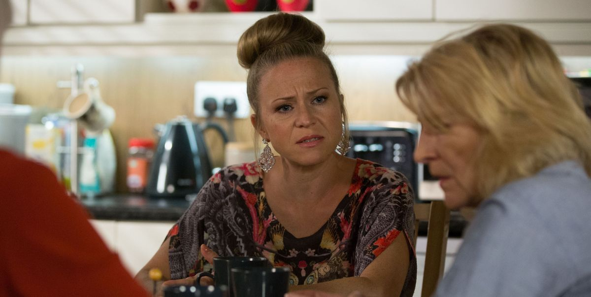 Kellie Bright says EastEnders schedule is the hardest part of joining soap