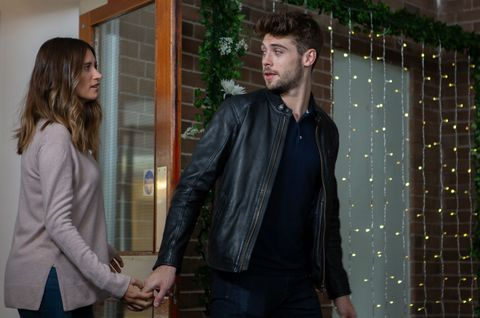 Joe Tate springs a wedding surprise on Debbie Dingle in Emmerdale