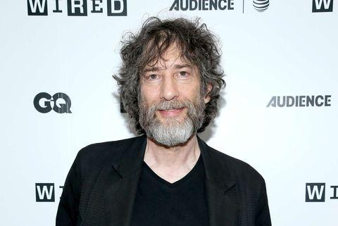 Neil Gaiman, Amazon, Serie TV