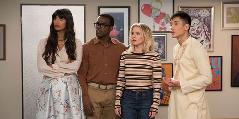 The Good Place season 4: Release date, cast, episodes, plot