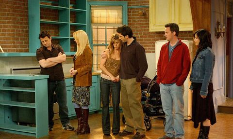 Friends series finale, 'The Last One'