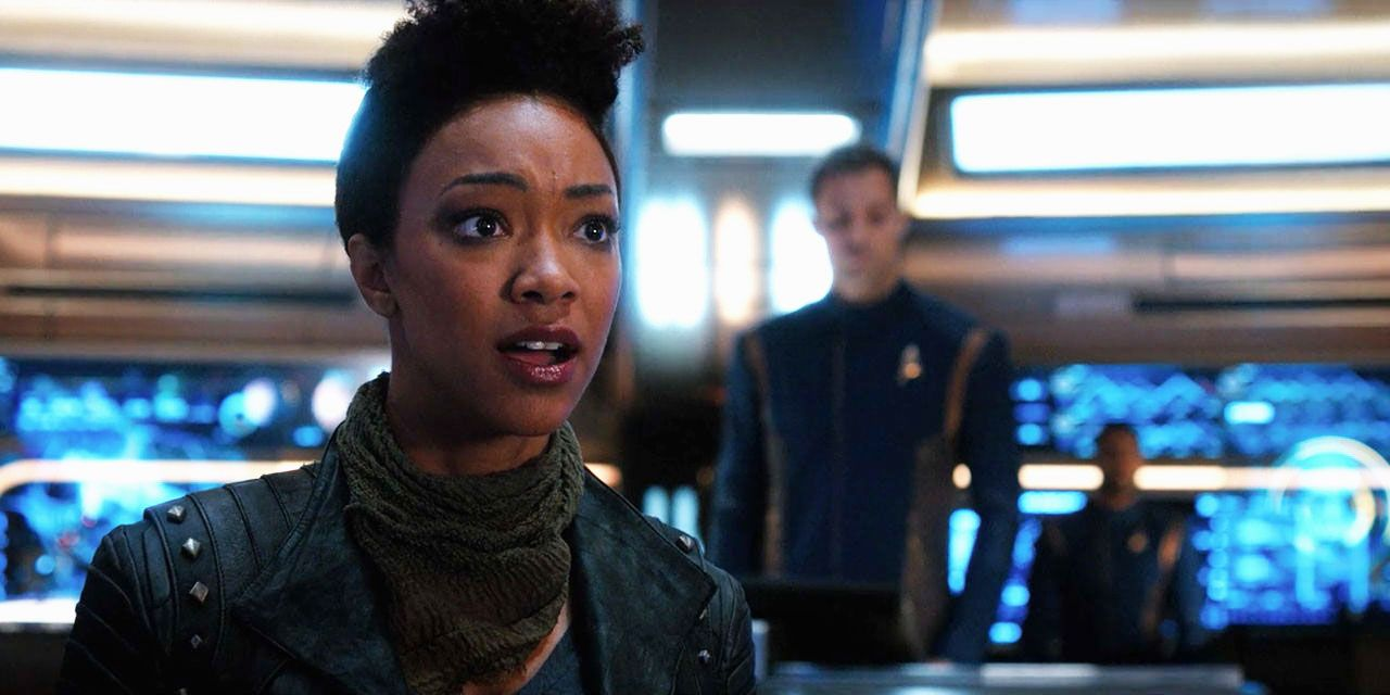 Michael Burnham in Star Trek: Discovery episode 15 (screengrab)