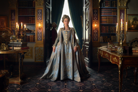 Helen Mirren in Catherine the Great (STRICTLY UNDER EMBARGO UNTIL 00.01AM BST ON THURSDAY 4TH OCTOBER 2018 )