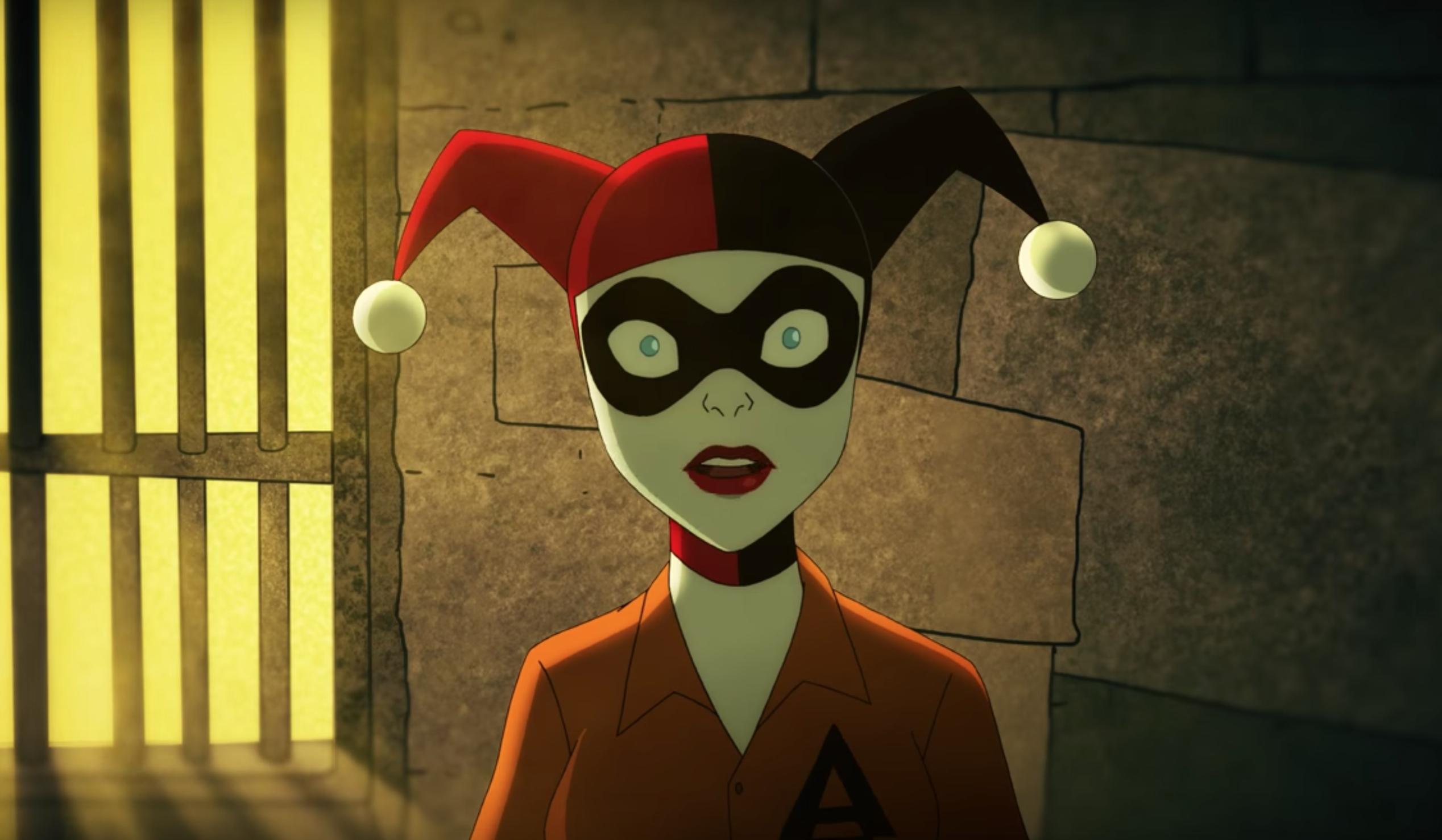Big Bang Theory star Kaley Cuoco's Harley Quinn series gets air date